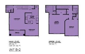 b-2 manor floorplan