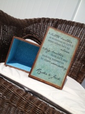 somewhere over the rainbow sibling memory box