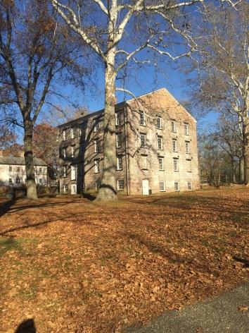 allaire village history