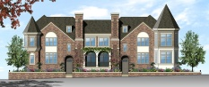 townhome elevation opt 2