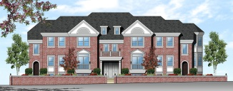 townhome elevation opt 1